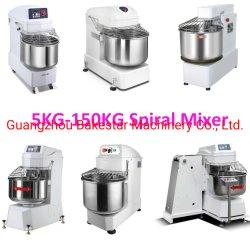 مطبخ عالي الكفاءة معدات صناعية مصنع توريد عجينة حلزونية سعر المازج