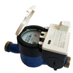 Controle remoto sem fio Smart medidor de água com o comando de válvulas, DN25
