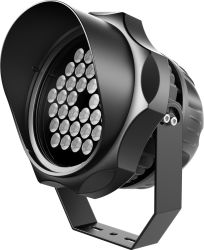 S222 36W белый& RGB водонепроницаемый фонарь направленного света, прожектор, Пейзаж лампа, лампа для установки вне помещений