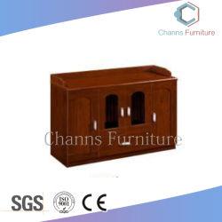 Hotel Portas de vidro de mobiliário de madeira armário de enchimento de armazenamento do Office (CAS-VFA14)