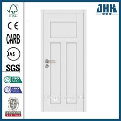 Knotty aulne bois Pre-Hung Shaker porte (JHK-SK03-2)