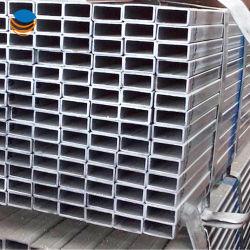 أنبوب مربع من الصلب محلفن ساخن بقطر 150 مم