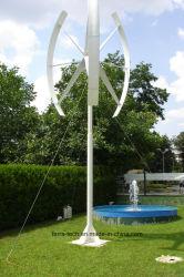 3KW, el viento bajo Inicio aerogenerador de eje vertical (en el sistema de cuadrícula y off-grid solicitud).