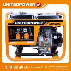 محرك ديزل محمول كهربائي رقمي بقوة 5500واط بقوة 6000 واط منزلي المولدات