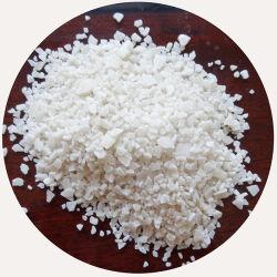 Flaker blanco el 46% de cloruro de magnesio
