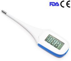 Medizinischer Digital elektrischer Thermometer Digital-Tunnel-bohrwagen LCD-