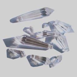 Кристально чистый пластиковый акриловый люстра пультов управления