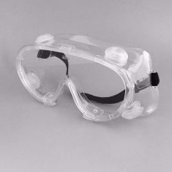 نظارات واقية واقية واقية واقية من الغبار رؤية شاملة ونظارات واقية يمكن التخلص منها لحماية العيون
