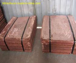 Grade d'une cathode de cuivre et de cathode de cuivre électrolytique