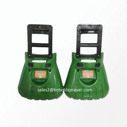 Empuñadura ergonómica Kobold las bocas de hojas y las garras, 1 pares (2 piezas) Rastrillo de jardín tarjetas de vídeo
