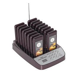 레스토랑 코스터 페이저 호출 웨이터 시스템 KL-QC01