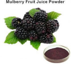 Mulberry Pó de suco de prevenção de arteriosclerose aditivo alimentar
