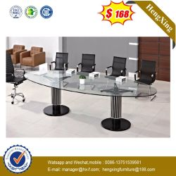 학교 실험실 호텔 가구 강화 유리 사무실 회의 테이블