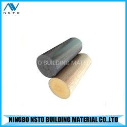 Corrimão de PVC Use o corrimão de madeira redonda de PVC decorativos para escada / Balcon
