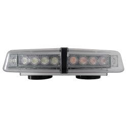 LED-Warnleuchten-beleuchtet blinkende rote Verkehrs-Anzeigelampen-Barrikade LED6441