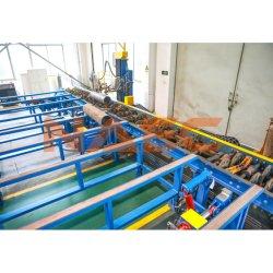 5개의 축선 CNC 프레임 또는 플라스마 관 절단과 윤곽을 그리기 기계 (롤러 침대 유형)