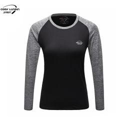 Cody Lundin の方法固体色の速い乾燥の安い卸し売り T シャツメンズ T シャツスポーツ T シャツジム用ウェア フィットネス