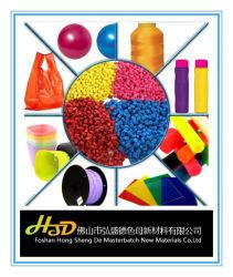 Masterbatch de Color de químicos de alta calidad para el PP de plástico inyección