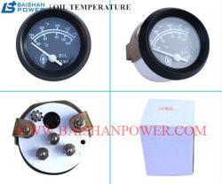 Kühlwasseranzeige des Qualität Vdo Timer-Anzeigeinstrument-Öldruck-Anzeigeinstrument-12V 24V für Dieselgenerator Vdo Curtis