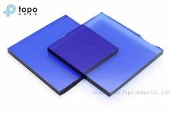 6мм темно-синего стекла плавающего режима / Сапфир синего стекла (C-dB)