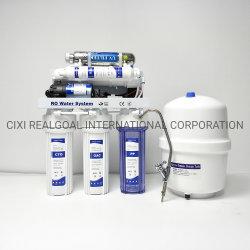 50g 75g 100g ro purificateur d'eau UV intérieur 6 Système d'osmose inverse étape Accueil l'eau potable Direct RO Purification de filtre à eau