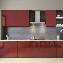 Фошань качество лака модульный маленькая кухня Кабинета/ дизайн кухни