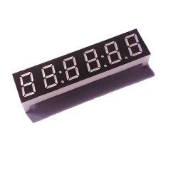 Numerische Bildschirmanzeige der 0.3 Zoll-sechs Digit-sieben des Segment-LED