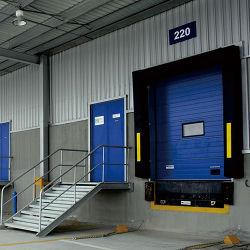 ドックレベラーヤードランプトラックリフト電気ジャックフォークリフト装置 ランプ材料ハンドリング装置