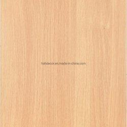 Hölzernes Muster-Melamin-dekoratives Papier für Möbel, Druckpapier