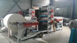 Máquina de impresión Flexo para vaso de papel