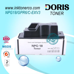 Совместимый картридж с тонером Npg18 ППГ6 Npg-18 ППГ-6 C-Exv3 для Canon