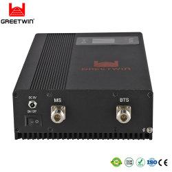Visor LCD de ganho em tempo real GSM900 DCS1800 WCDMA2100 Tri-Band B8, B1 B3 23dBm 2G, 3G, 4G, amplificador de sinal de telefone celular