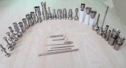 Titannagel nagel-/Ti-Domeless für das Rauchen der Dabber Nägel