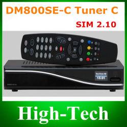 كبل Dm800HD Se-C Calbe Black Cable Tuner Dm800se-C Dreambox Dmbox إصدار جهاز استقبال الأقمار الصناعية HD مع WiFi
