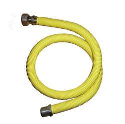 Acero inoxidable corrugado flexible Conector Gas