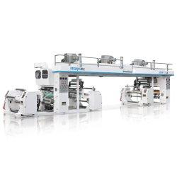 企業は高速新しいデザインのPEのコーティングの薄板になる機械を撮影するために撮影する