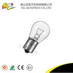 Lampada alogena automatica dell'indicatore luminoso di segnale di girata P21W Ba15s 12V 25W