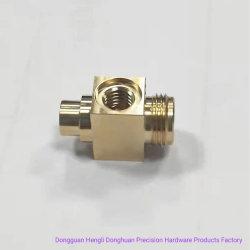 Acero inoxidable de latón fresadora CNC no estándar de piezas de metal piezas de precisión de aduanas de procesamiento