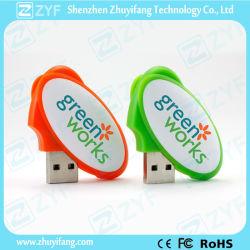 부활절 일 선전용 선물 계란 모양 USB 지팡이 (ZYF1274)