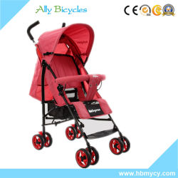 Het in het groot Stuk speelgoed die van de Wandelwagen van de Paraplu Prijs van Jogger van de Baby de Lichtgewicht Goedkope vouwen