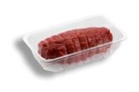 Het Professionele Goedkope Beschikbare Plastic Fruit Manufacturer&Exporter van China/Verpakkend Dienblad Grapes/Meat in de Rang van het Voedsel