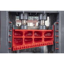 Ramasseuse-presse compacteur d'aluminium acier hydrauliques de la machine Machine de mise en balles de métal de la ferraille Machine Compacteur de matelas de ressort
