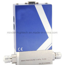 Semiconductores de alta calidad de fabricación / IC Controlador de flujo másico de Gas y el equipo de contador