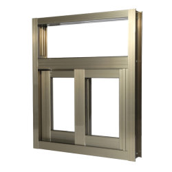 중국 알루미늄 도어와 Windows 사용자 지정 디자인 70 80 90 시리즈 방풍, 금속 프레임 창문 및 방음 슬라이딩 창문 알루미늄 프렌치 도어
