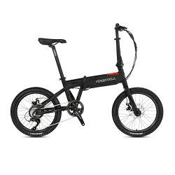 20 polegadas da Estrutura de alumínio dobrável e bicicleta eléctrica do motor sem escovas Electric bicicleta dobrável
