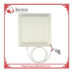 قارئ RFID مع جي بي آر إس وحدة، المتكاملة UHF RFID القارئ، 860-960MHz، المدمج في 12dBi الهوائي