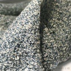 Mini filato di Boucle in acrilico/nylon, in adatti a primavera e ad estate