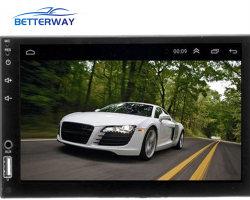 auto-Stereo-Spieler MP5 GPS-Navigation Autoradio des 2DIN 7inch Vierradantriebwagen-Kern Android-8.1 Multifunktionsstereo-Spieler MP5