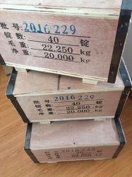 Hoogste Kwaliteit 99.999% - 99.9999% Baar van het Indium met Beste Prijs