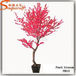 تقليد جيد المصطنع شجرة زهرة